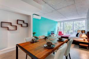 Loft4u Apartments by CorporateStays, Ferienwohnungen  Montréal - big - 92