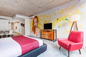 Loft4u Apartments by CorporateStays, Ferienwohnungen  Montréal - big - 8