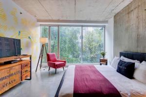 Loft4u Apartments by CorporateStays, Ferienwohnungen  Montréal - big - 5