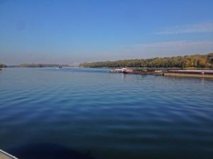 Aquamarina Hotel, Imbarcazioni  Budapest - big - 5
