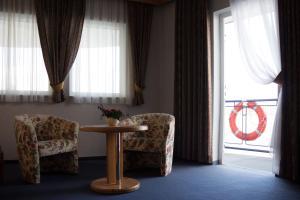 Aquamarina Hotel, Imbarcazioni  Budapest - big - 8