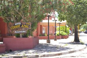 Hotel Cerro Azul, Hotel  Villa Carlos Paz - big - 14