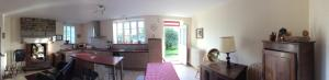 Gite Le Saint Anne, Holiday homes  Équilly - big - 17