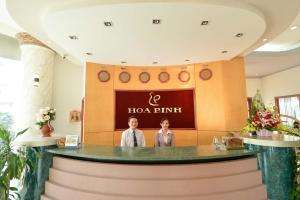 Hoa Binh 1 Hotel, Отели  Long Xuyên - big - 29
