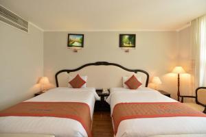Hoa Binh 1 Hotel, Отели  Long Xuyên - big - 28