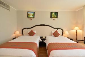 Hoa Binh 1 Hotel, Отели  Long Xuyên - big - 3