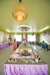Hoa Binh 1 Hotel, Отели  Long Xuyên - big - 27