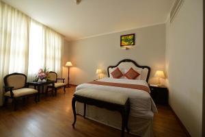 Hoa Binh 1 Hotel, Отели  Long Xuyên - big - 26