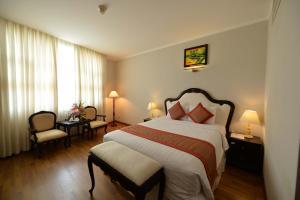 Hoa Binh 1 Hotel, Отели  Long Xuyên - big - 9