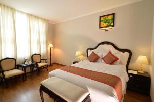 Hoa Binh 1 Hotel, Отели  Long Xuyên - big - 4
