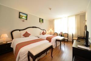 Hoa Binh 1 Hotel, Отели  Long Xuyên - big - 21