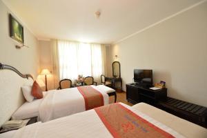 Hoa Binh 1 Hotel, Отели  Long Xuyên - big - 22