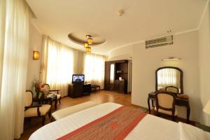 Hoa Binh 1 Hotel, Отели  Long Xuyên - big - 18