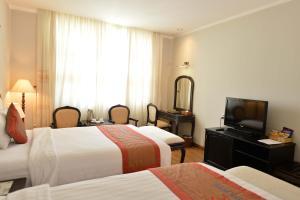 Hoa Binh 1 Hotel, Отели  Long Xuyên - big - 15