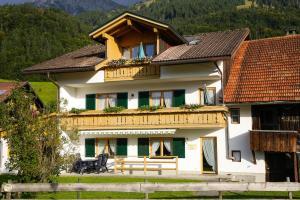Ferienwohnung Anna, Apartments  Oberstdorf - big - 11