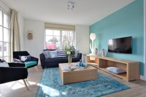 Buitenplaats Witte Raaf aan Zee, Villas  Noordwijk - big - 12