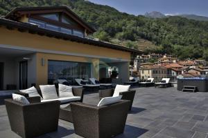 Villa Navalia, Villas  Menaggio - big - 56