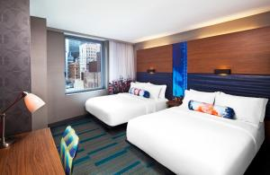 Aloft Manhattan Downtown - Financial District, Szállodák  New York - big - 3