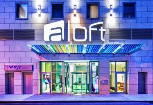 Aloft Manhattan Downtown - Financial District, Szállodák  New York - big - 1