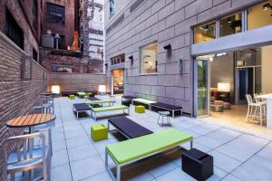 Aloft Manhattan Downtown - Financial District, Szállodák  New York - big - 7