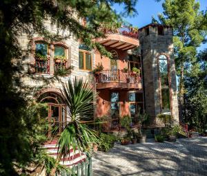 Hotel Castle Park, Отели  Берат - big - 50