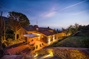 Antica Quercia Verde, Prázdninové domy  Cortona - big - 7