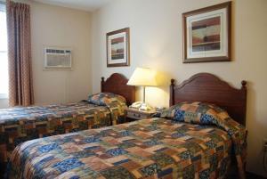Standard Zimmer mit 2 Einzelbetten