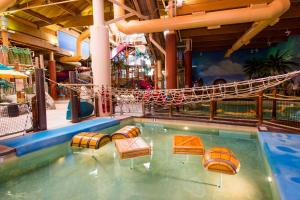 Cedar Point Castaway Bay Indoor Water Park, Отели  Сандаски - big - 45