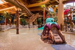 Cedar Point Castaway Bay Indoor Water Park, Отели  Сандаски - big - 54