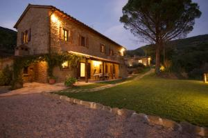 Antica Quercia Verde, Dovolenkové domy  Cortona - big - 30