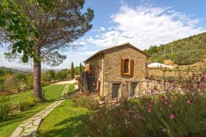 Antica Quercia Verde, Dovolenkové domy  Cortona - big - 1