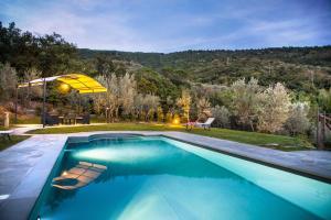 Antica Quercia Verde, Prázdninové domy  Cortona - big - 8