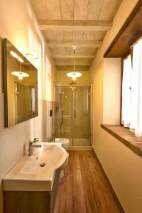Antica Quercia Verde, Dovolenkové domy  Cortona - big - 9