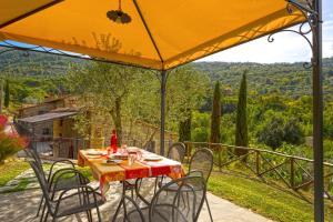 Antica Quercia Verde, Prázdninové domy  Cortona - big - 14
