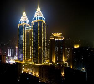 Chongqing Fuling Chuangxin Daily Rent House, Apartments  Fuling - big - 12