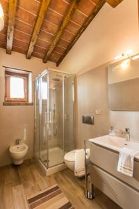 Antica Quercia Verde, Dovolenkové domy  Cortona - big - 16