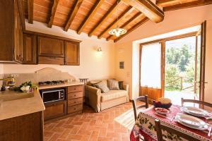 Antica Quercia Verde, Dovolenkové domy  Cortona - big - 17