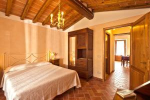 Antica Quercia Verde, Dovolenkové domy  Cortona - big - 18