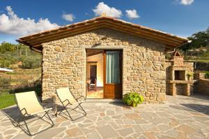 Antica Quercia Verde, Prázdninové domy  Cortona - big - 20
