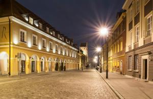 Mamaison Hotel Le Regina Warsaw (6 of 38)