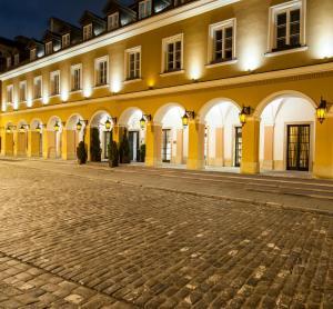 Mamaison Hotel Le Regina Warsaw (30 of 38)
