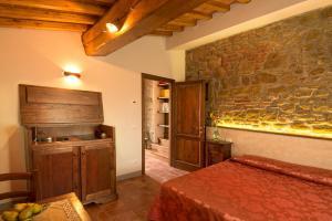 Antica Quercia Verde, Ferienhäuser  Cortona - big - 24