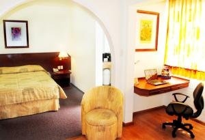 Hotel Marcella Clase Ejecutiva, Hotely  Morelia - big - 16