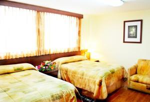 Hotel Marcella Clase Ejecutiva, Hotely  Morelia - big - 17