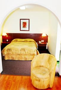 Hotel Marcella Clase Ejecutiva, Hotely  Morelia - big - 18