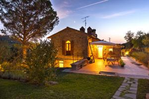 Antica Quercia Verde, Dovolenkové domy  Cortona - big - 2