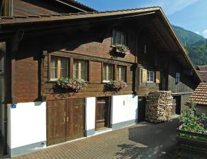 Stöckli Hostel bei Alpenblick
