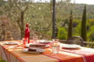 Antica Quercia Verde, Prázdninové domy  Cortona - big - 29