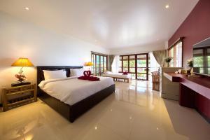 Crystal Bay Yacht Club Beach Resort, Hotely  Lamai - big - 32