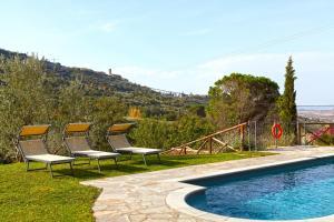Antica Quercia Verde, Prázdninové domy  Cortona - big - 28